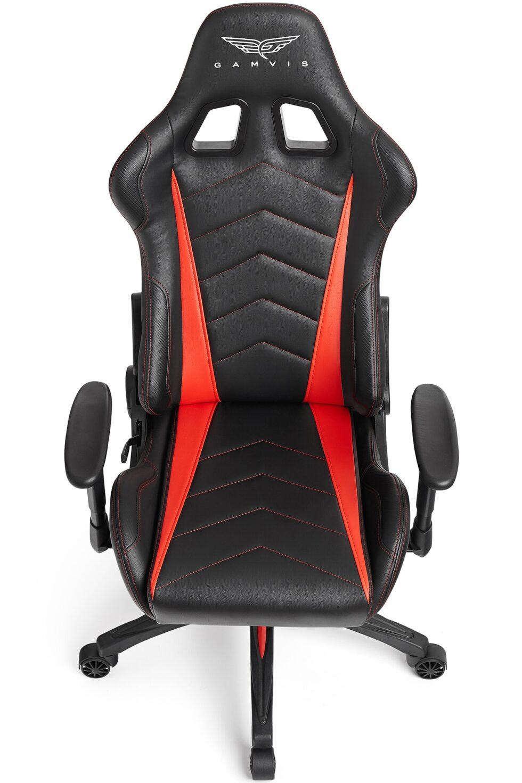 Fotel Gamingowy Gamvis EXPERT Czerwony