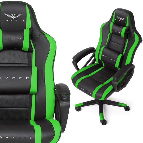kolaż Hyper leather green-min